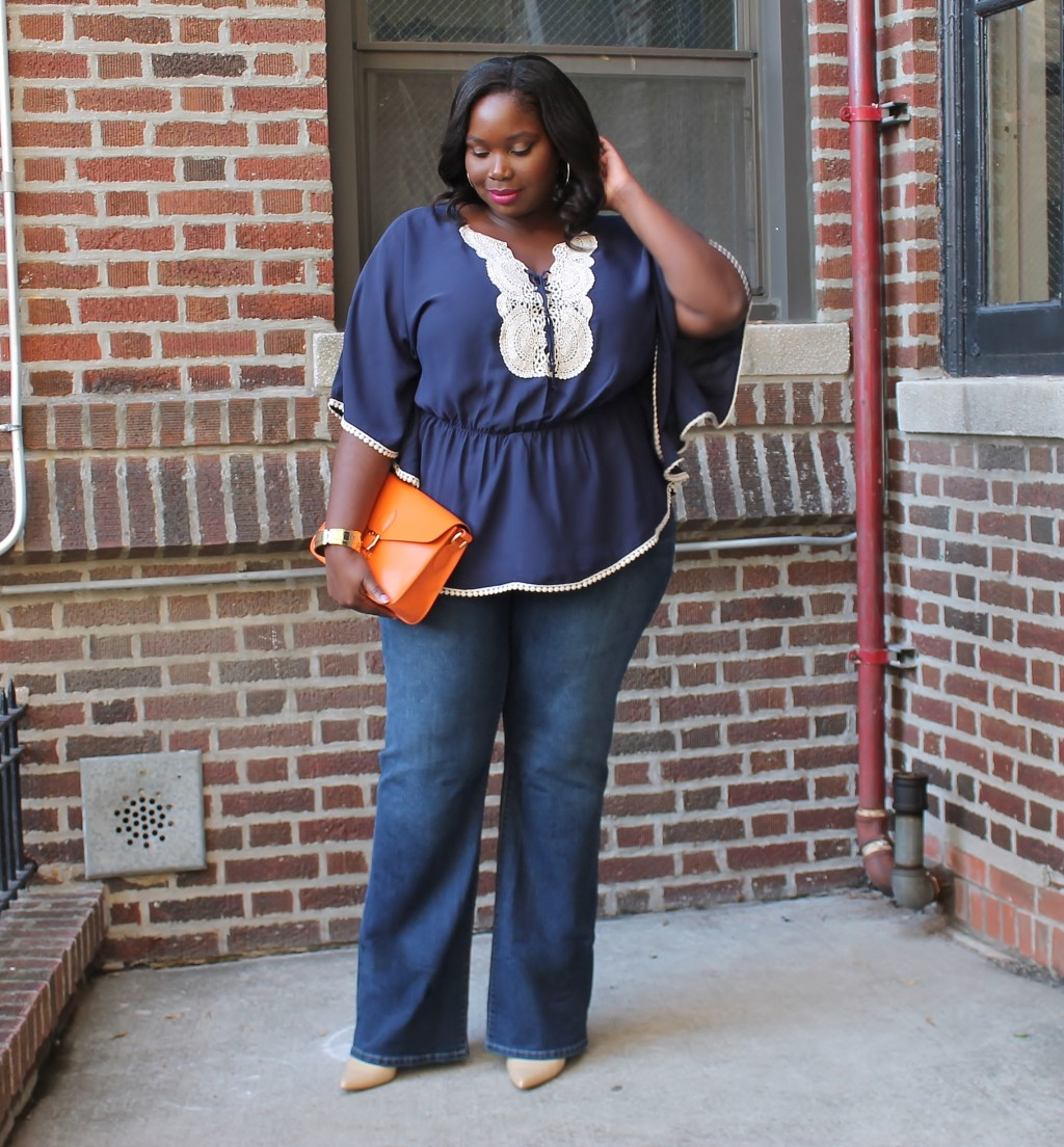 How to Choose Perfect Pants If You Are Curvy